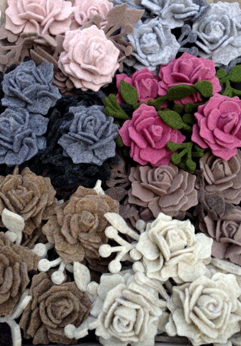 Tutorial digitale La Rosa di feltro - La Fioraia Pazza di Alessandra ... e4190e06130d